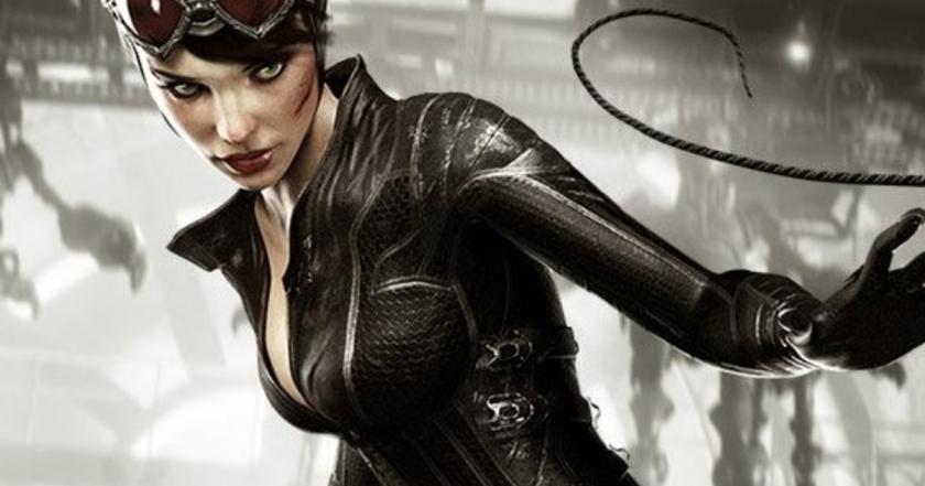 Batman AK Catwoman