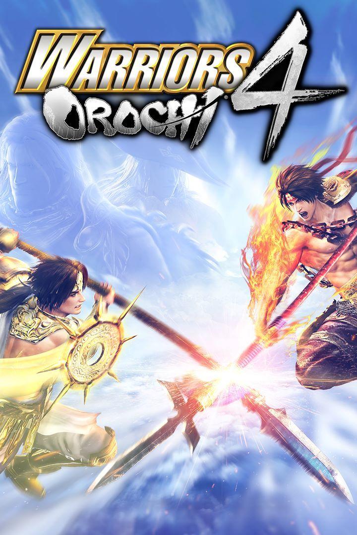 Warriors Orochi 4 jaquette critique.jpg
