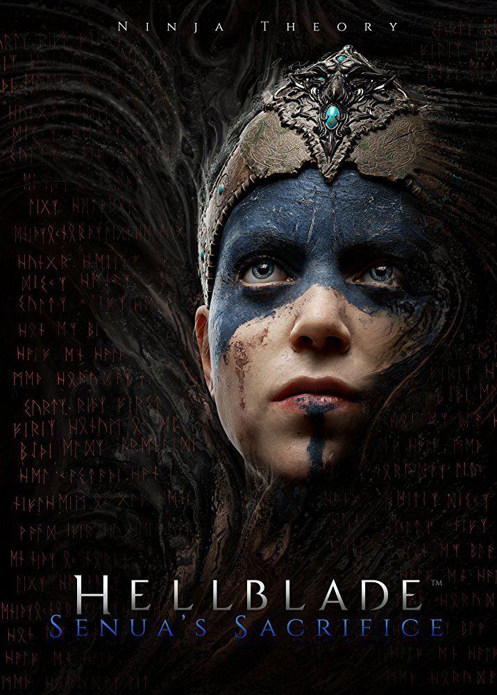 Hellblade jaquette blog