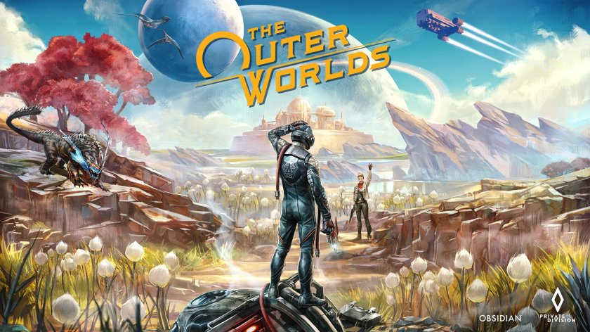 The Outer Worlds GZ