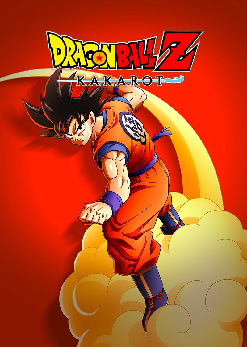 dbz Kakarot affiche
